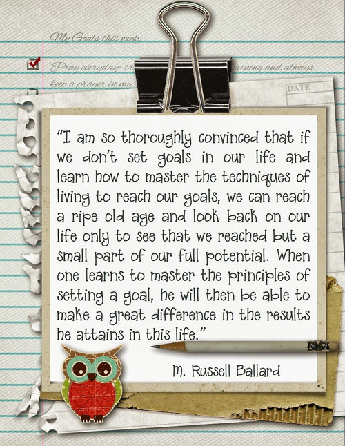 Quote from M. Russell Ballard