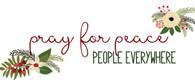 Pray for Peace printout