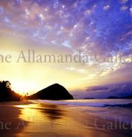 Long Bay Sunset pro texture