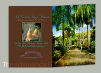 Botanic Gardens Card