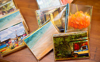 Set of 10 Shabby Chic Note Cards