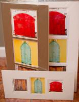 Doors of Tortola