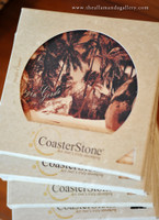 Virgin Gorda Coaster stone