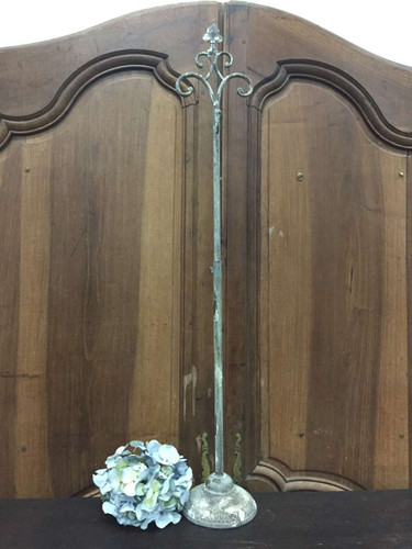 ntique French Styled Wreath Holder Stand Adjustable Reproduction