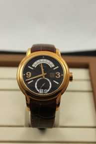 ESQ Quest Gentlemen's Rose Gold Plated SS watch