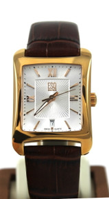 ESQ Verona Gentlemen's Rose Gold Plated SS watch
