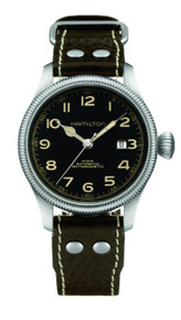 Hamilton Khaki Field Team Earth Gentlemen's SS watch