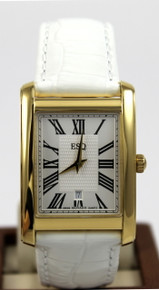 ESQ Filmore Ladies Gold Plated SS watch