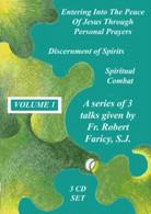 Fr Bob Faricy SJ - VOLUME 1 - 3 TALKS - 3 CD BOX SET- .