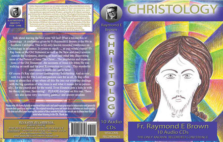 10 CD Box Set Christology Raymond E Brown