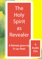 "Fr Ian leads us on a journey to help us discover who the Lord is through the revelation that comes to each one of us through the Holy Spirit.Here is an extract from talk 1 ..""near the end of John 1 he is talking to Christians 'My children be on your guard against false gods'.He's not talking to pagans now but people who have been converted. So obviously he is aware and clear you can have a wrong picture of God even though you have heard the teachings.I know i had a wrong picture of God for many years and yet i was brought up as a Catholic heard the teaching .But you see i had fashioned God into my own thinking.So thats why it is so important to ask yourself who is the God I actually relate to? "" These talks are the SAS of the spiritual life! If followed as a real retreat (even on wheels ,in the car!) the journey will be Wonderful and life changing."