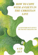 How to Cope With Anxiety in the Christian Life 6 CD BOX SET .