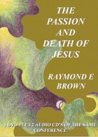 The Passion and Death of Jesus 1 DVD PLUS 2 Audio CDS of the same conference .