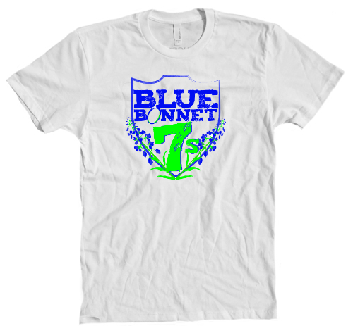 Bluebonnet 7s Supporter Tee