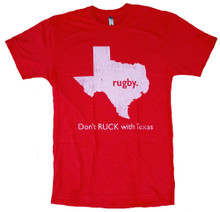 Don't Ruck With Texas T-Shirt