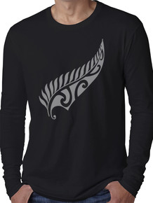 New Zealand Maori Long Sleeve T-shirt
