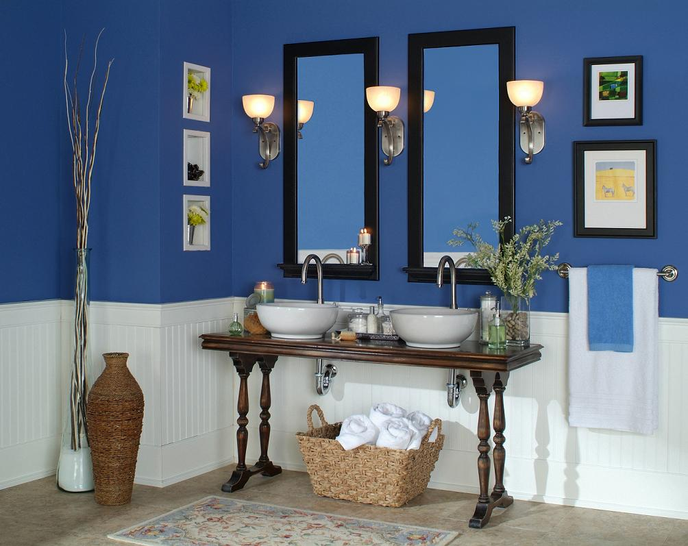 Anderson Mirror Frame with Shelf