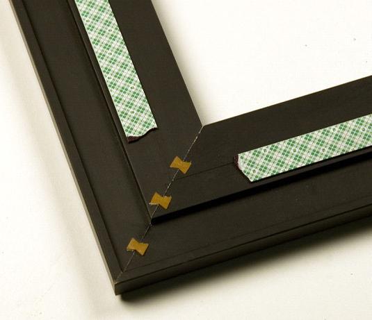 Mirror Frame Dovetail Key Corner Miter System