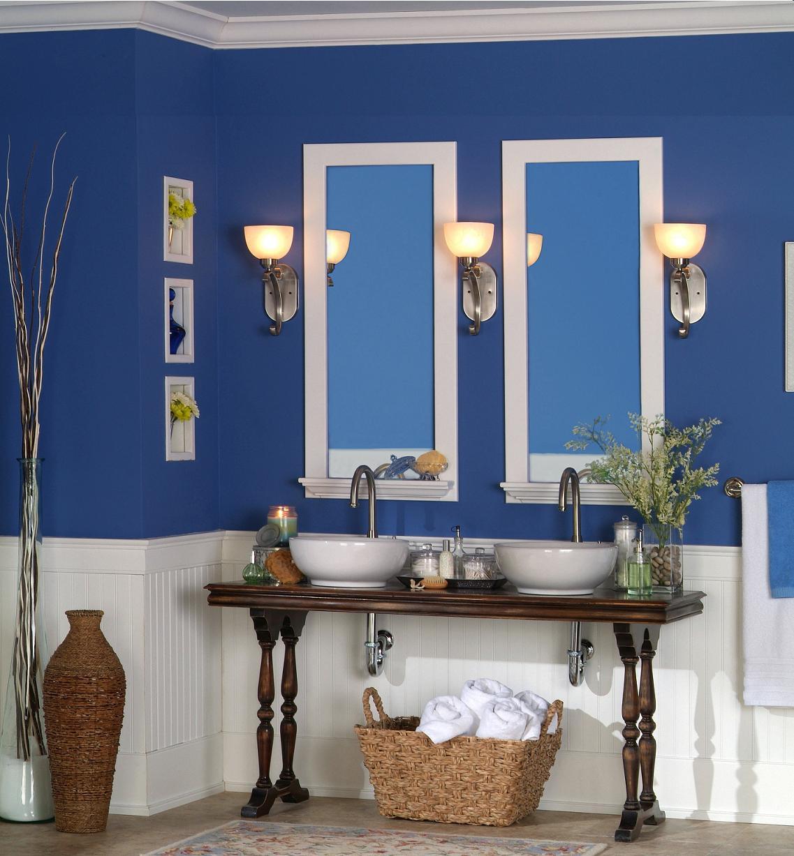 Bathroom Mirror Frames | Vanity Mirror Frames | Shelf | Anderson