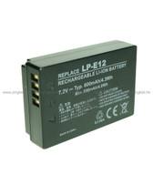 Powersmart DCN031 for Canon EOS M LP-E12 相機代用電池