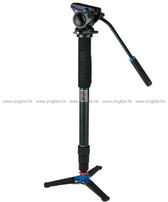 Benro百諾A48TDS4鋁合金攝錄獨腳架套裝
