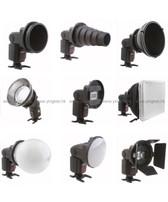 Falconeyes 銳鷹相機機頂閃光燈9合1配件套裝 SGA-K9