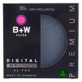 B+W XS-PRO MRC nano KSM CPL Filter超薄多膜偏光鏡72mm