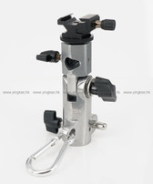 Phottix Varos PRO S 多功能閃光燈熱靴傘支架