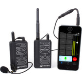 Azden PRO-XD 2.4 GHz 無線領夾收音咪套裝 (台灣製造)
