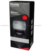 Phottix Mitros+ TTL內置無線引閃器閃光燈(適用於Canon)