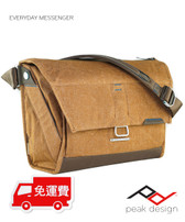 "Peak Design Everyday Messenger 15"" Heritage Tan 攝影袋"