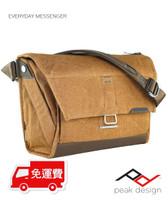 "Peak Design Everyday Messenger 15"" Heritage Tan 攝影袋"