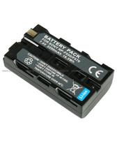 副廠Sony NP-F550 2200mAh攝錄補光燈專用鋰電池
