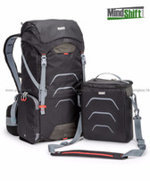 MindShift Gear UltraLight™ Dual 25L Black Magma 輕量級戶外攝影背囊