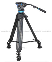 Benro 百諾 A573TBS8 雙管專業廣播級攝像機腳架