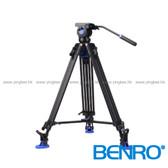 Benro 百諾 KH26NL 雙管攝錄腳架連液壓雲台套裝