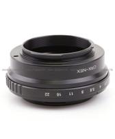 Pixco CRX-NEX Contarex 牛頭 to Sony NEX E Mount 鏡頭轉接環