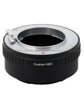 Pixco Exakta-NEX EXA to Sony NEX E Mount 鏡頭轉接環