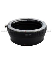 Pixco EF-FX Canon EF to Fujifilm X Mount 佳能鏡頭轉接環