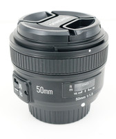 Yongnuo 永諾 YN50 Nikon 50mm f1.8 鏡頭