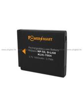 Powersmart NP-50 富士FUJIFILM X20 X30 XF1 相機代用電池