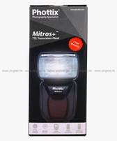 Phottix Mitros+ TTL內置無線引閃器閃光燈(適用於Sony)