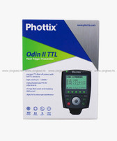 Phottix Odin II SONY TTL Transmitter 引閃器發射器