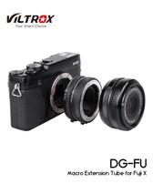 Viltrox 唯卓 Fujifilm X 專用微距接環 DG-FU