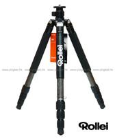 Rollei Rock Solid Carbon Tripod Omega 碳纖維三腳架(可拆獨腳架)
