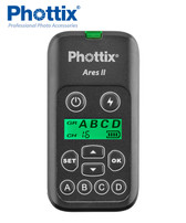 Phottix Ares II Transmitter 通用型閃光燈引閃發射器