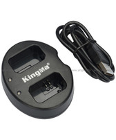 KingMa Sony FW-50 雙位電池充電板 (A7R/RX10/A6300)