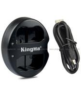KingMa Nikon EN-EL15 雙位電池充電板 (D810 /D610/D750/D7200)