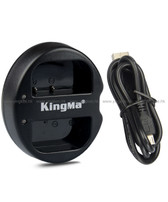 KingMa Panasonic DMW-BLF19 雙位電池充電板 (GH4/GH5)