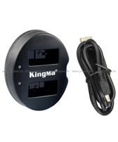 KingMa Nikon EN-EL20 雙位電池充電板 (J1/J3/S1/Coolpix A)
